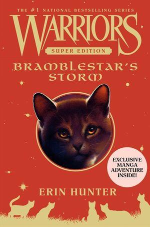 Warriors Super Edition: Bramblestar's Storm book image