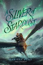 A Sliver of Stardust Hardcover  by Marissa Burt