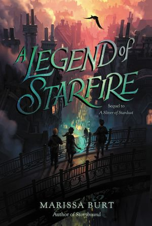 A Legend of Starfire book image