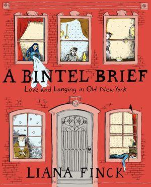 A Bintel Brief book image