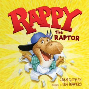 Rappy the Raptor book image