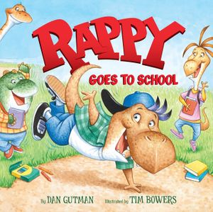 Rappy Goes to School book image