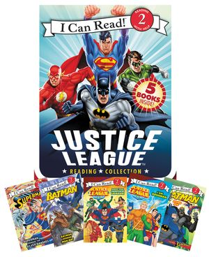 Justice League Reading Collection book image