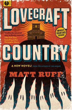 Lovecraft Country book image