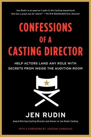 Confessions of a Casting Director book image