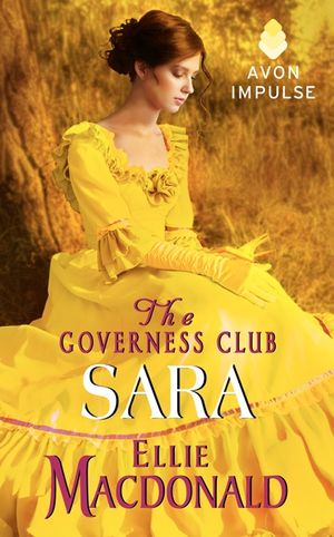 The Governess Club: Sara book image