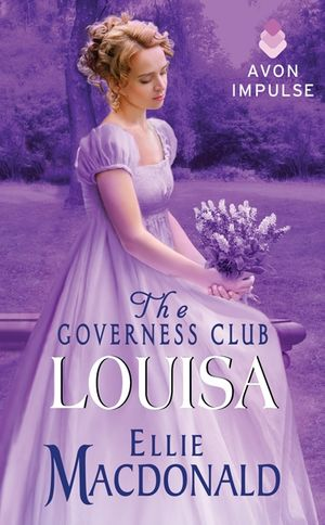 The Governess Club: Louisa book image
