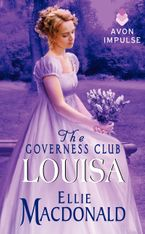 The Governess Club: Louisa Paperback  by Ellie Macdonald