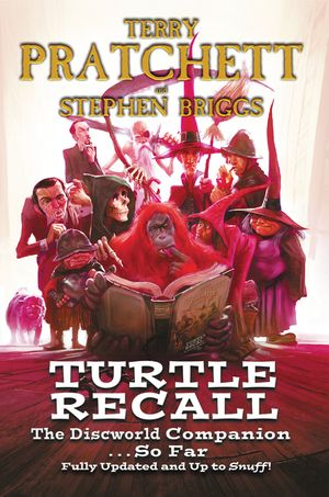 Turtle Recall book image