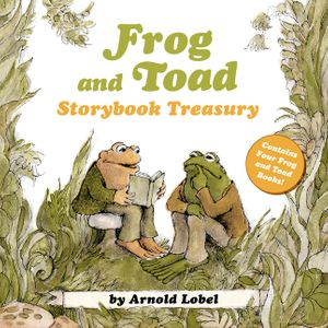 Frog and Toad Storybook Treasury book image