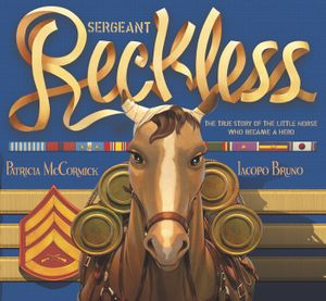 Sergeant Reckless book image