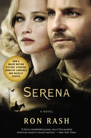 Serena tie-in book image