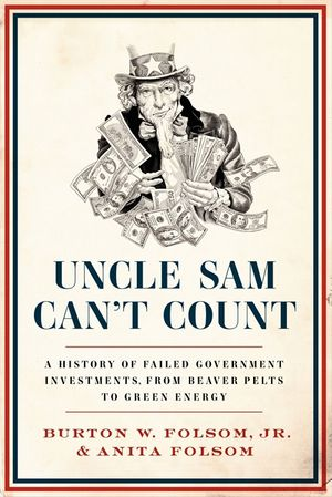 Uncle Sam Can't Count book image