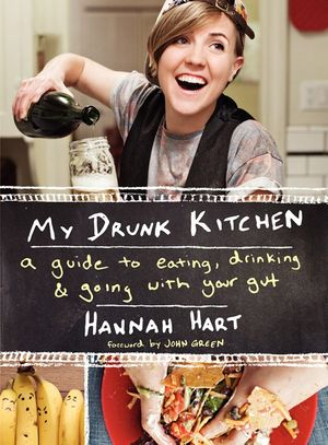 My Drunk Kitchen book image