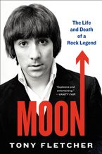 Moon Paperback  by Tony Fletcher