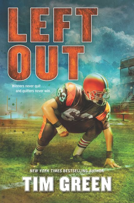 Left Out - Tim Green - Hardcover