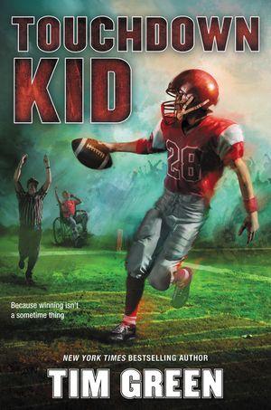 Touchdown Kid book image