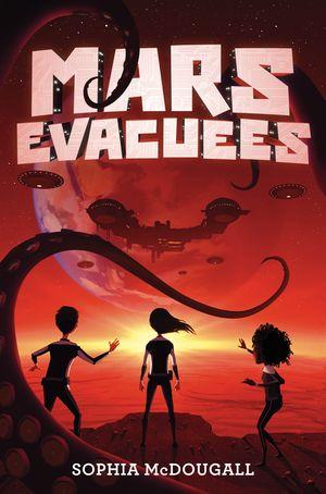 Mars Evacuees book image
