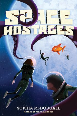 Space Hostages book image