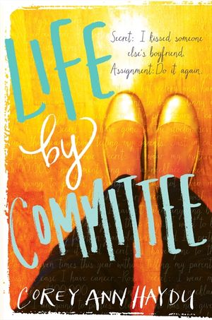Life by Committee book image