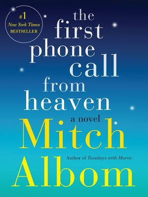The First Phone Call from Heaven book image