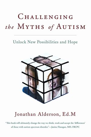 Challenging the Myths of Autism book image