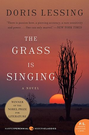 Grass Is Singing book image