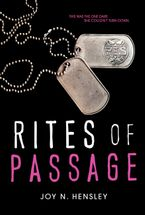 Rites of Passage Hardcover  by Joy N. Hensley