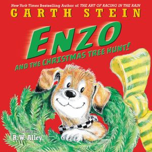 Enzo and the Christmas Tree Hunt! book image