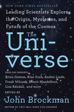 The Universe Paperback  by John Brockman