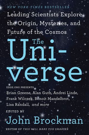 The Universe book image