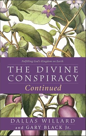 The Divine Conspiracy Continued book image