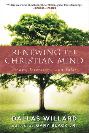 Renewing the Christian Mind book image