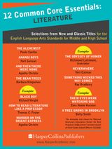 12 Common Core Essentials: Literature