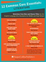 12 Common Core Essentials: Literature