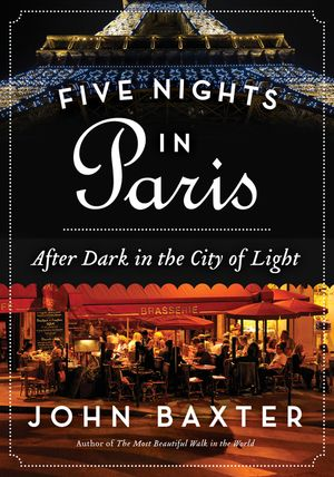 Five Nights in Paris book image