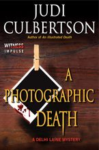 A Photographic Death Paperback  by Judi Culbertson