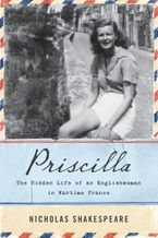 Priscilla Hardcover  by Nicholas Shakespeare