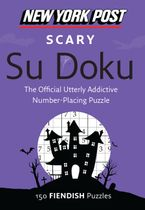New York Post Scary Su Doku Paperback  by