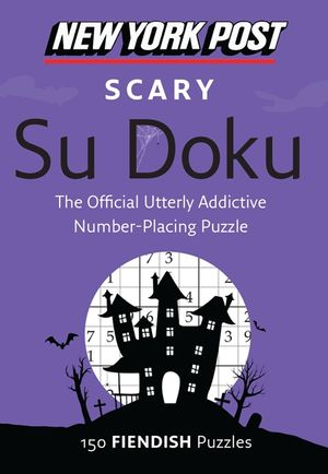 New York Post Scary Su Doku book image