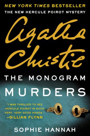 The Monogram Murders book image