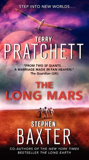 The Long Mars book image