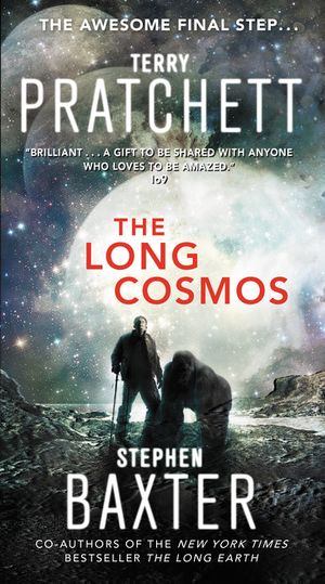 The Long Cosmos book image