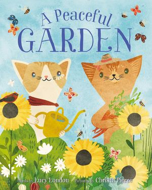 A Peaceful Garden book image