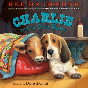 Charlie and the New Baby book image