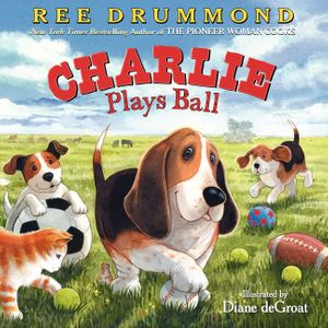 Charlie Plays Ball book image