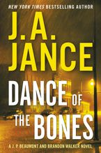 Dance of the Bones Hardcover  by J. A. Jance