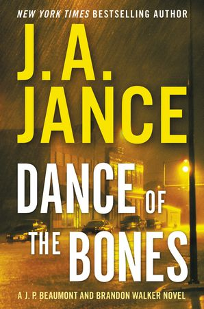 Dance of the Bones Hardcover  by J. Jance