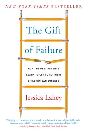 The Gift of Failure book image