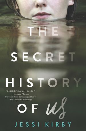 The Secret History of Us book image